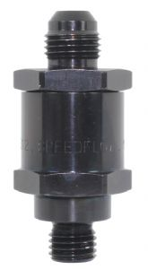 Bosch One Way Check Valve 12mm to -6 AN Male - 612-06 - Speedflow